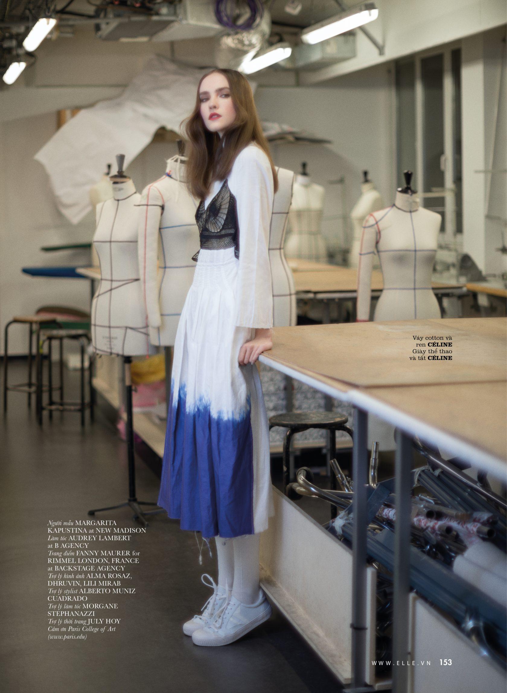 Pca Featured In Elle Vietnam Pca
